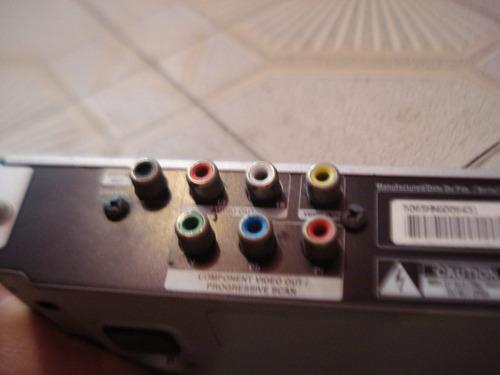dvd lg  mod dv2-9411n mp3,dolby digital  (reparar)