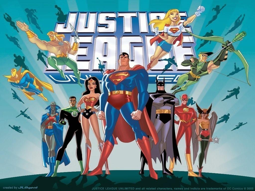 Dvd Liga Da Justica Sem Limites 2ª Temporada Volume 1 R