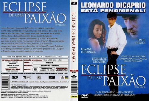 dvd ligadas pelo desejo & eclipse de uma paixão