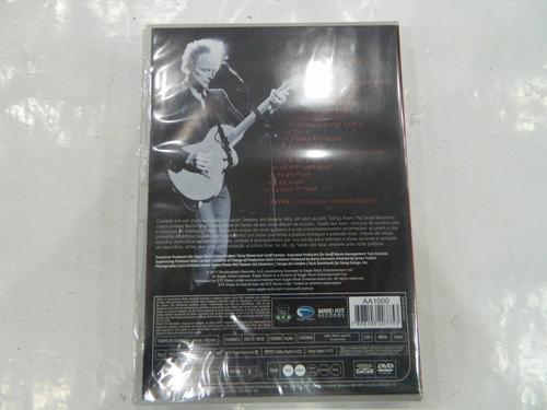 Dvd - Lindsey Buckingham - Songs From The Small Machine - Li