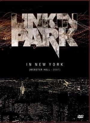 dvd linkin park