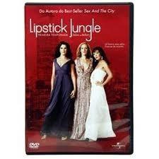 dvd lipstick jungle primeira temporada