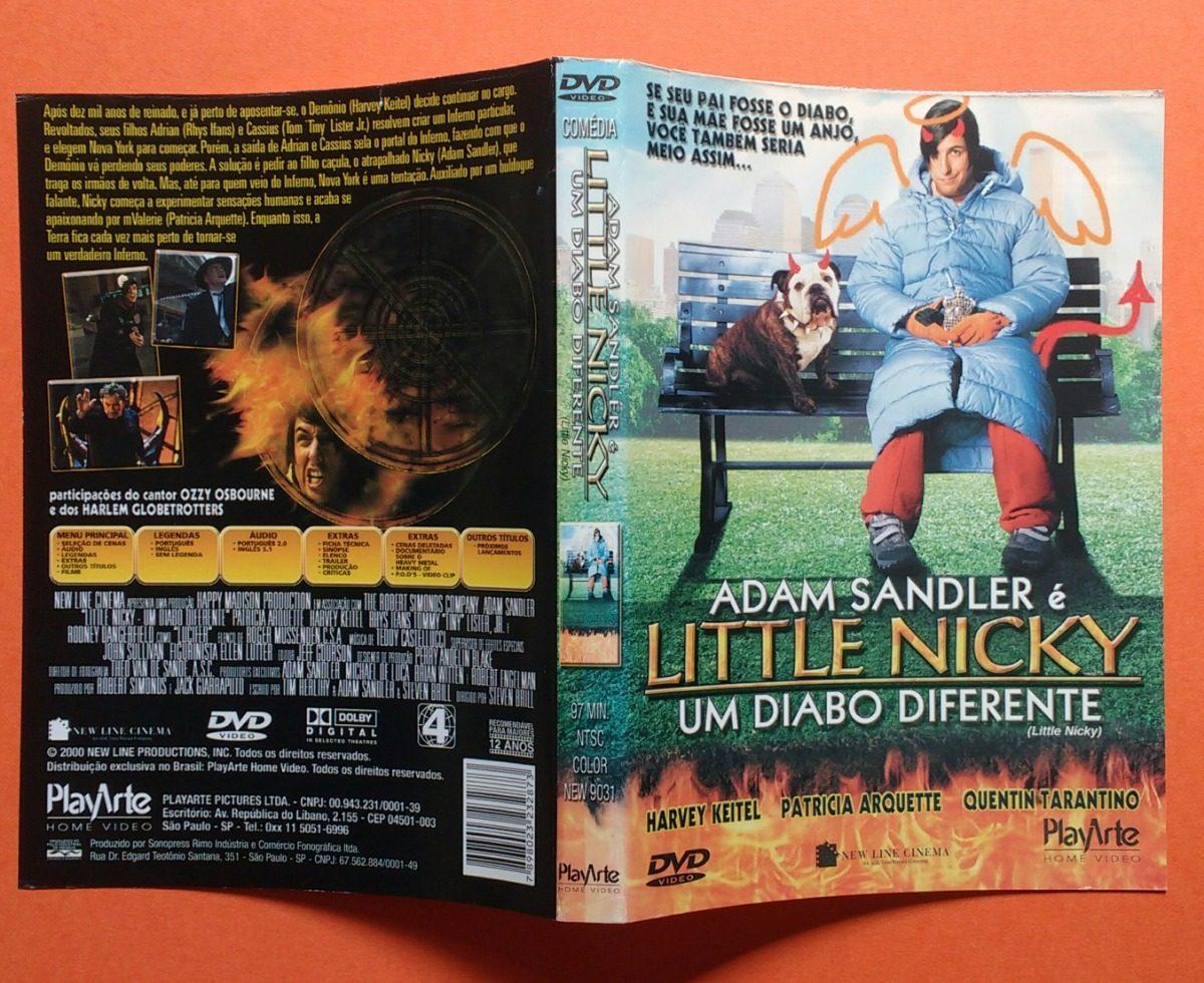 o filme little nicky um diabo diferente