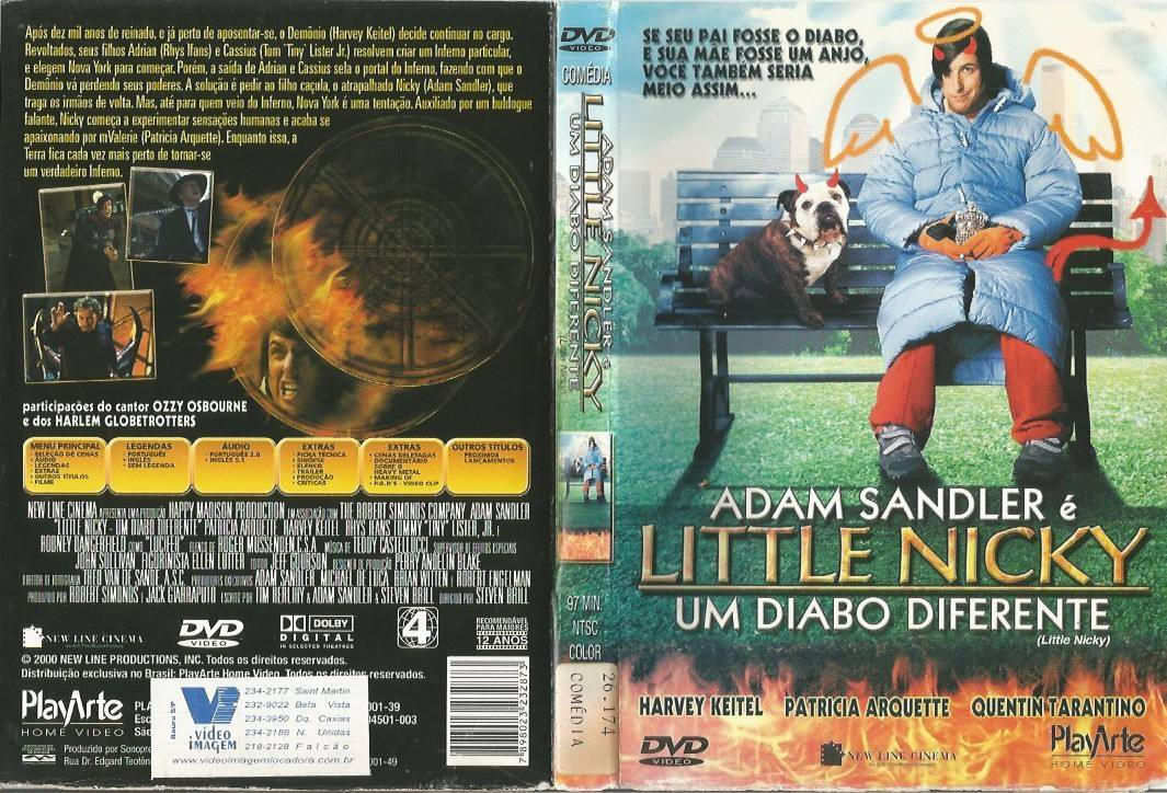 Little Nicky - Um Diabo Diferente (2000)
