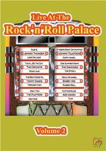 dvd live at the rock n roll palace (volume 2)