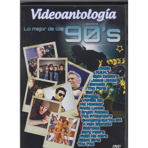 dvd lo mejor de los 90s