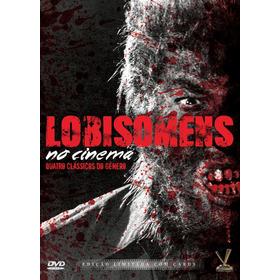 Dvd Lobisomens No Cinema - Edição Limitada 2 Discos 5 Filmes