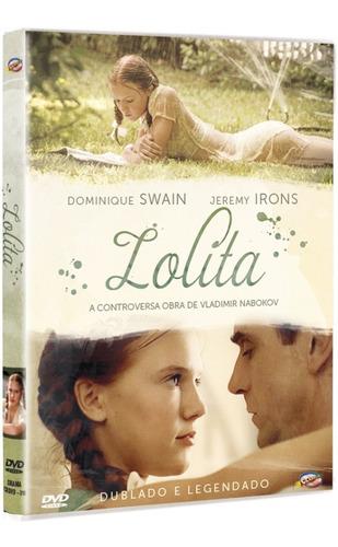 dvd lolita (1997) - classicline - bonellihq l19