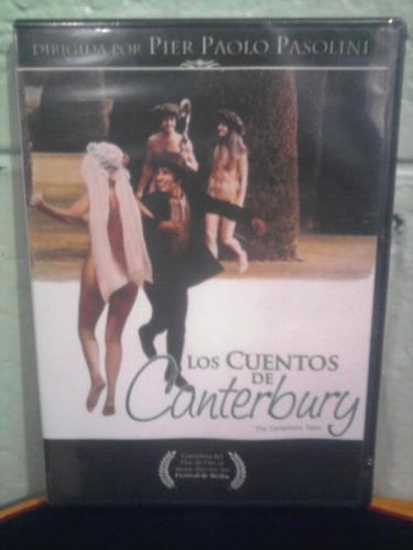 dvd los cuentos de canterbury drama cine de arte pasolini