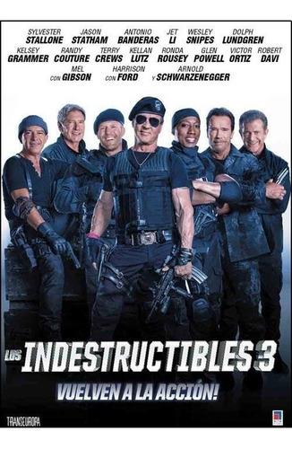 dvd los indestructibles 3 de patrick hughes con mel gibson