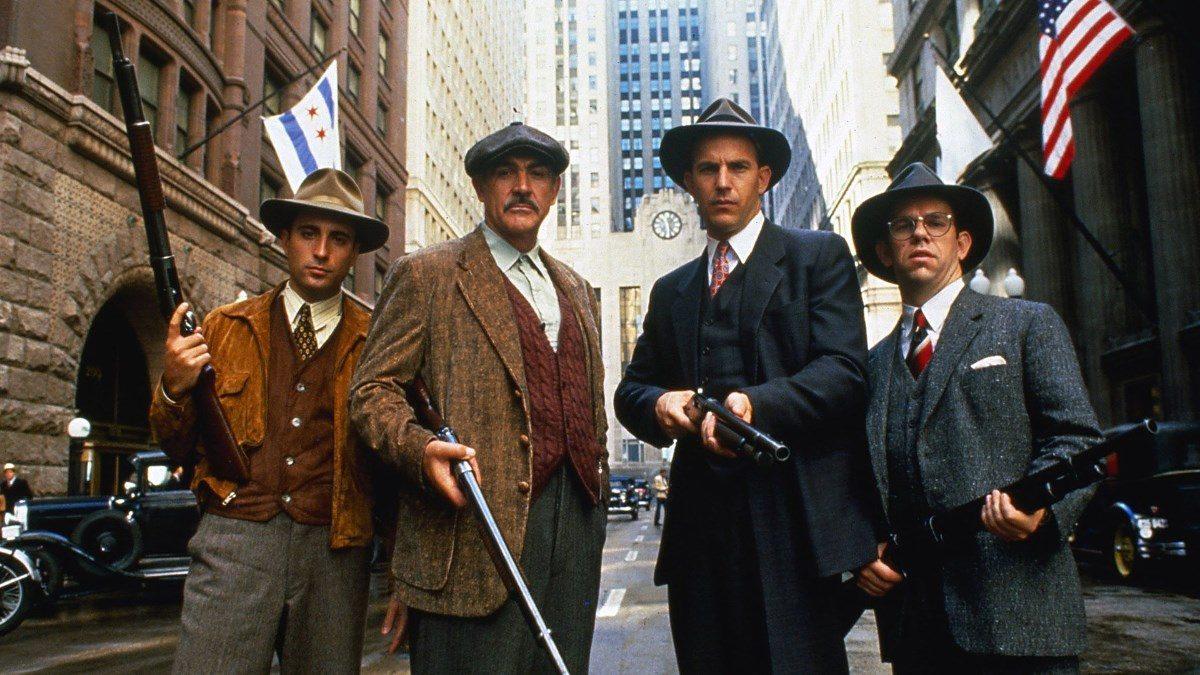 Dvd Los Intocables ( The Untouchables ) 1987- Brian De Palma ...