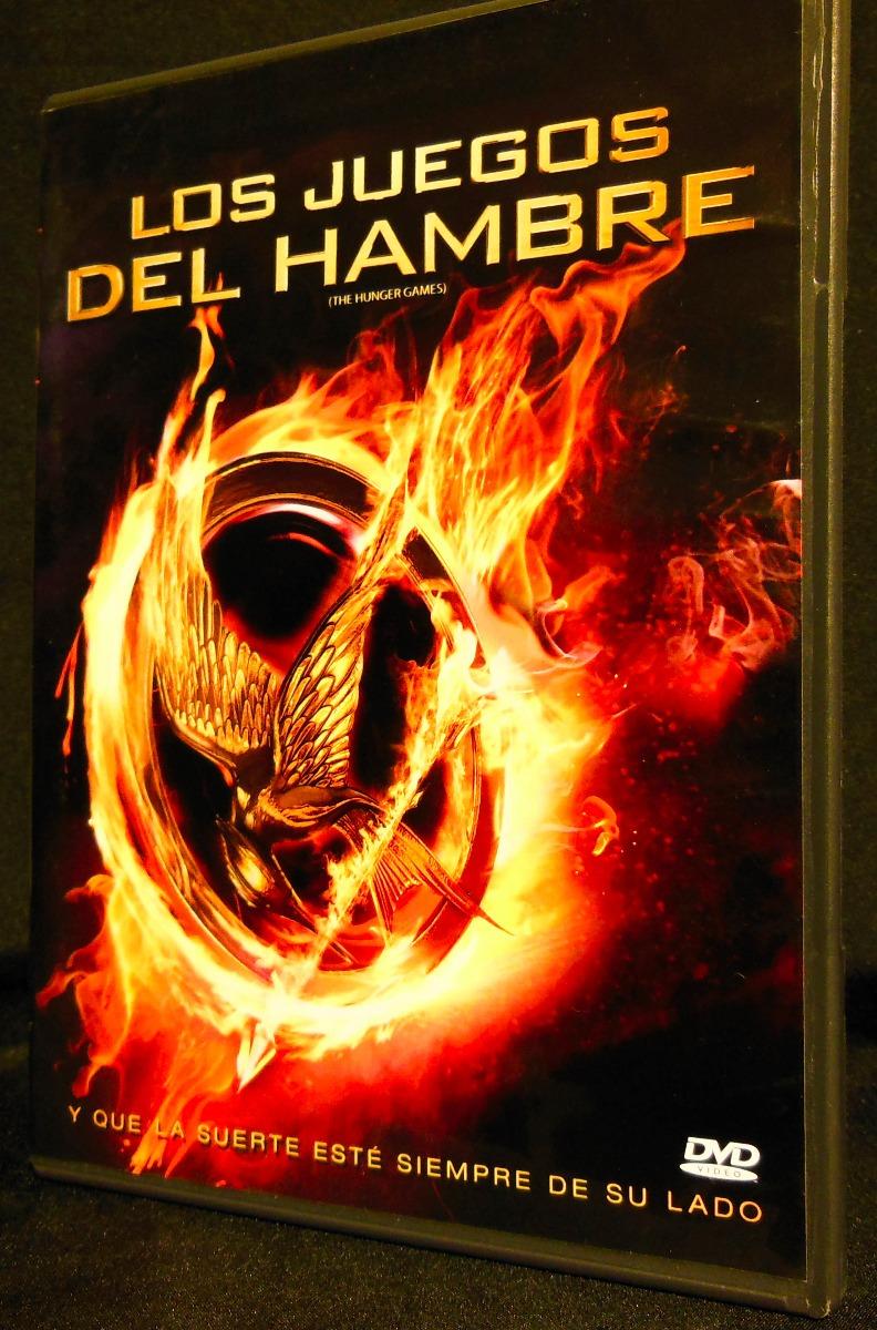 Dvd Los Juegos Del Hambre Jennifer Lawrence Lenny Kravitz 119 00