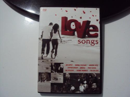 dvd love songs air supply stylistics dionne warwick etc e8b3