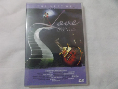 dvd  love songs  the best of