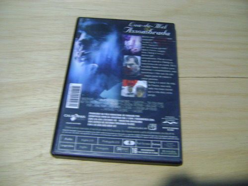 dvd lua de mel assombrada tracy coogan graham sibley