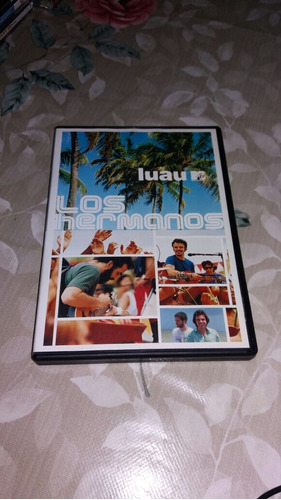 dvd luau los hermanos original