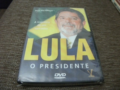 dvd lula o presidente dvd historico