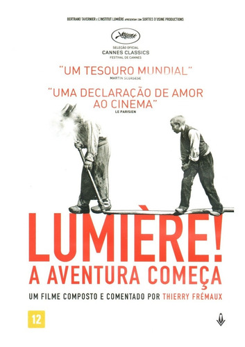 dvd lumiere a aventura comeca - imovision - bonellihq q20