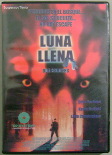 dvd luna llena dog soldiers dvd