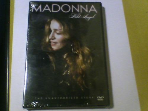 dvd madonna wild angel the unauthorized story