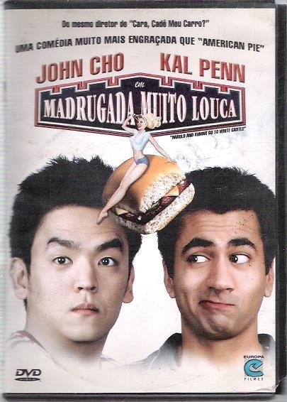 Dvd Madrugada Muito Louca - (04) - R$ 20,00 em Mercado Livre
