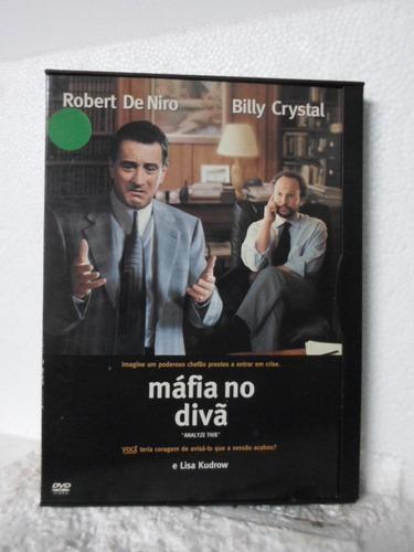 dvd mafia no divã - original