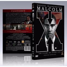 Dvd Malcolm X Edição Especial (2 Dvds) - Versátil - Lacrado