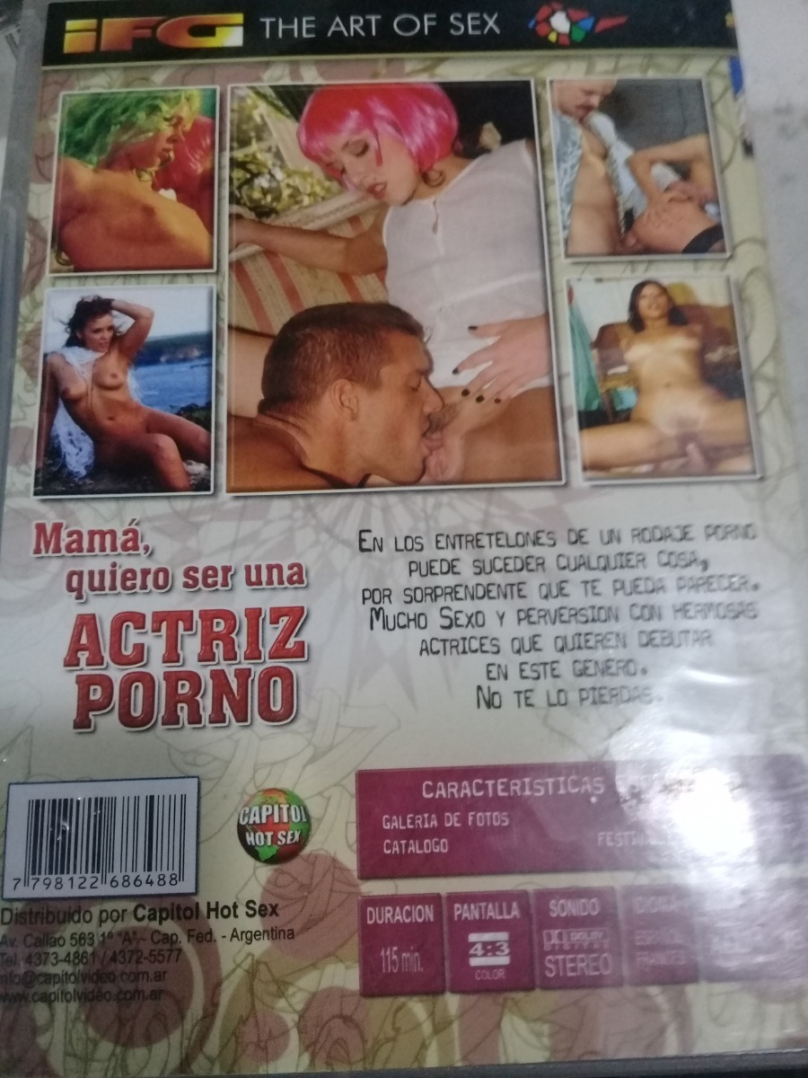 Actriz Porno Callao dvd mama quiero ser actriz porno 1304 xxx jack tyler la plat - $ 399,00