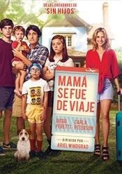 dvd mama se fue de viaje estreno nuevo cerrado original