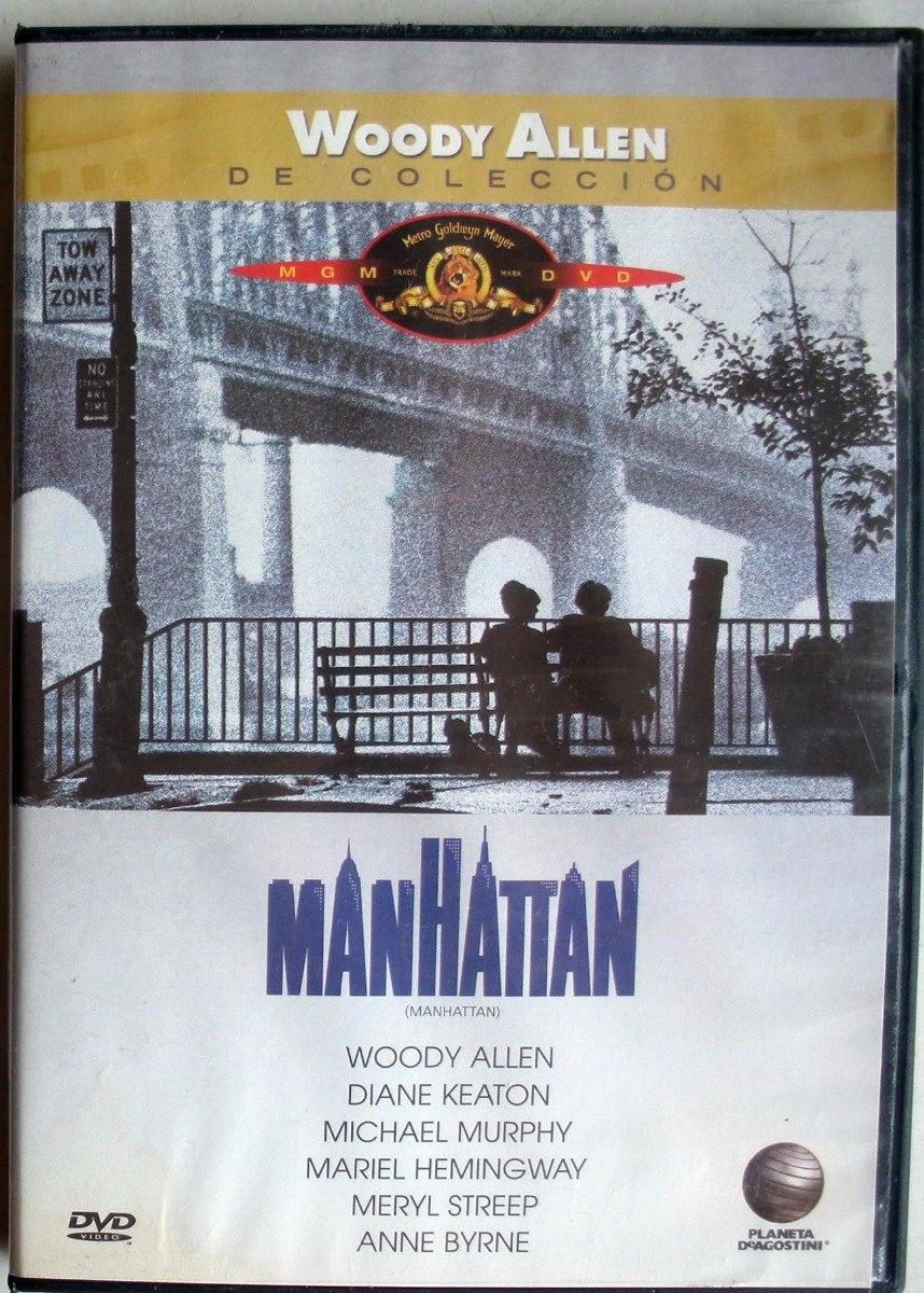 manhattan dvd  Dvd - Manhattan - Dirección: Woody Allen - $ 200,00 en Mercado Libre