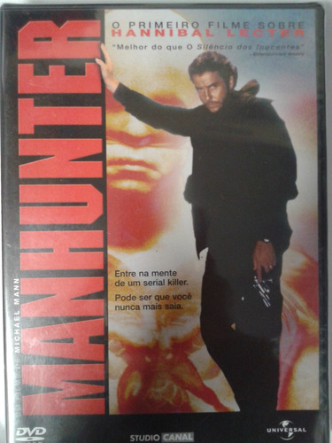 dvd manhunter