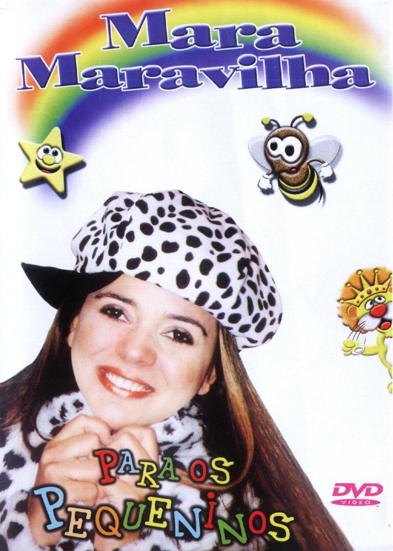 dvd mara maravilha para os pequeninos 2