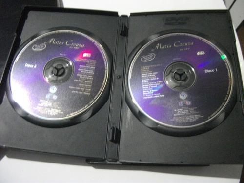 dvd   maria creuza ao vivo multioke show cd duplo
