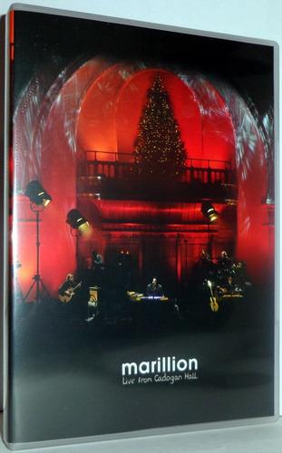dvd marillion - live at cadogan hall ( duplo )