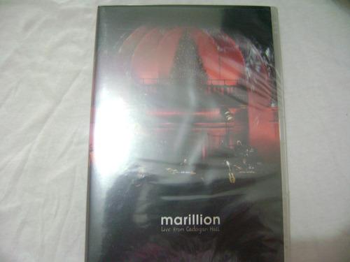 dvd  marillion  live from cadogan hall    duplo lacr e8b5