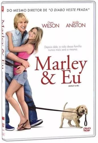 dvd marley e eu ------------------- original novo e lacrado
