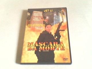 dvd máscara da morte - com jet li  (fora de catálogo)