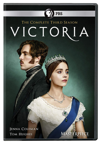dvd : masterpiece: victoria, season 3 (3 pack)