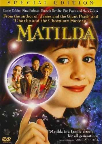 dvd :   - matilda (full frame, special edition, dubbed, ...