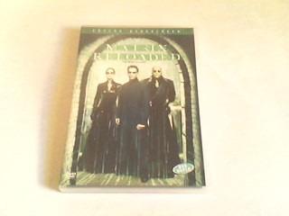 dvd  matrix reloaded (duplo)