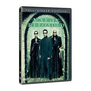 dvd matrix reloaded - fullscreen - dvd duplo