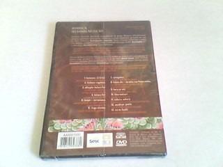 dvd mawaca - ikebanas musicais  (lacrado de fabrica)