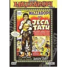 dvd - mazzaropi jeca tatu - original lacrado