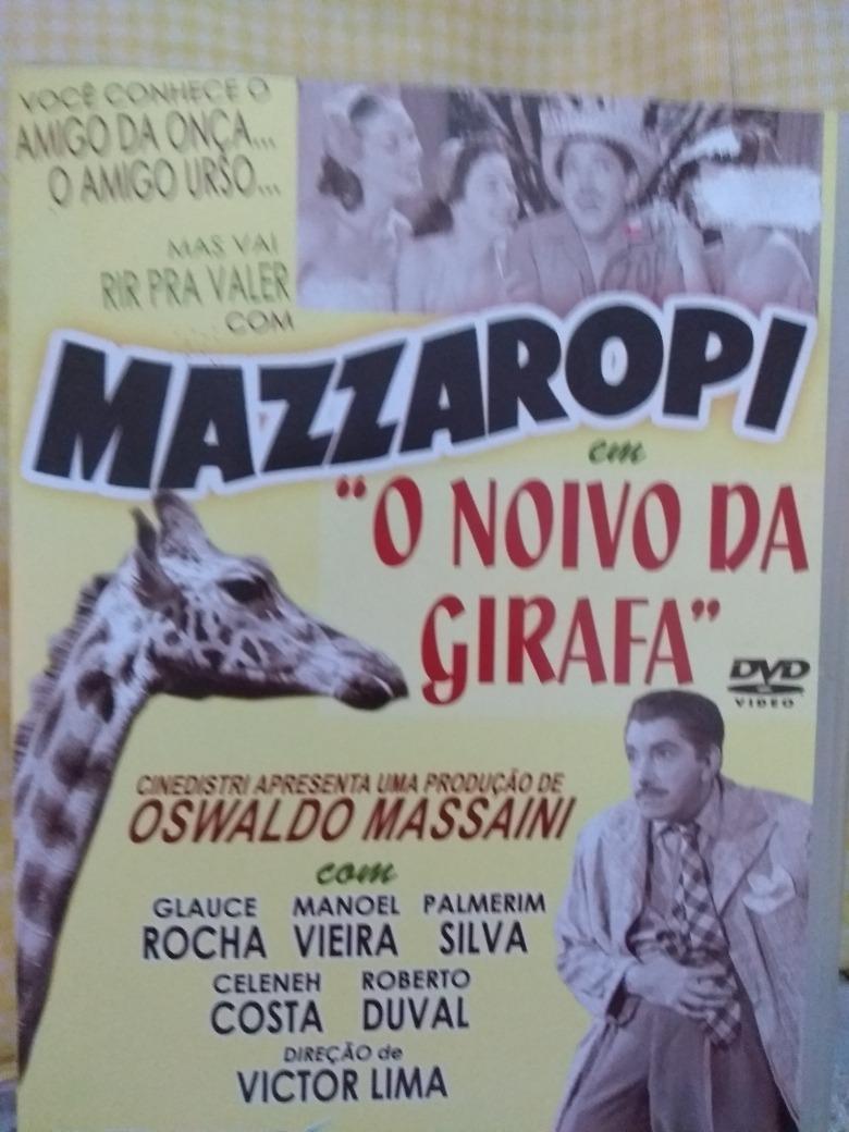 filme mazzaropi o noivo da girafa