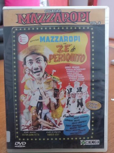dvd mazzaropi - zé do periquito