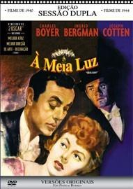 dvd à meia luiz, duas versões, g. cukor, ingrid bergman +