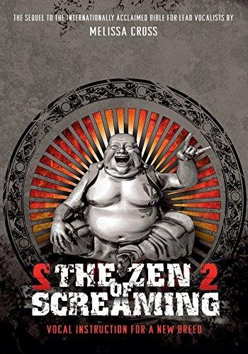 dvd : melissa cross - the zen of screaming: vol   ( oferta )