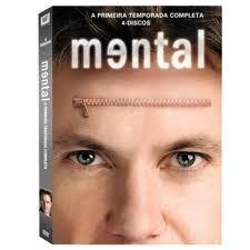 dvd mental a primeira temporada completa (4 dvds)