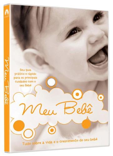 dvd - meu bebê - original - lacrado!