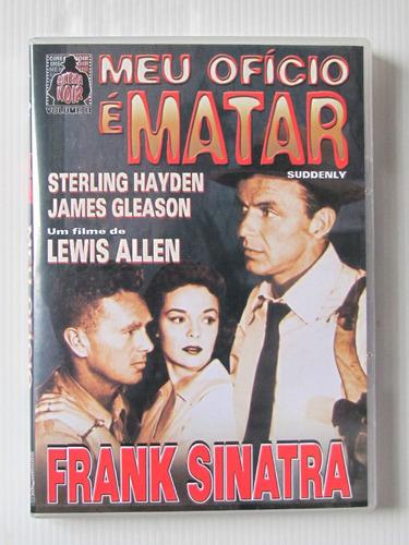 dvd meu ofício é matar 1954 frank sinatra policial